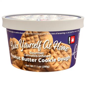 Lissas Peanut Butter Square